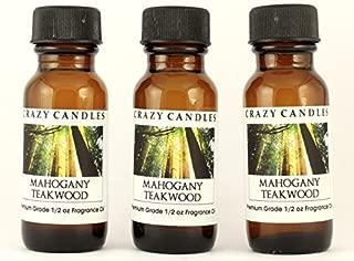 mahogany teakwood oil