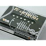 【 GOTOH Pickups 】 ストラトキャスター用 シングルピックアップ ST-Custom ブリッジ用 GTPU-ST-CTM-B