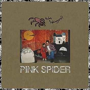 Pink Spider