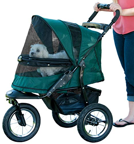 4. Pet Gear No-Zip Jogger Dog Stroller