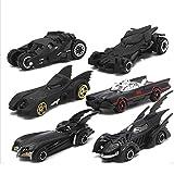 YSFFHDH Maquetas de Coches Kitsalloy Toy Car Set Batman Chariot