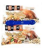 Brach's Turkey Dinner + Apple Pie & Coffee Candy Corn 2 Bag Bundle With Measuring Spoon