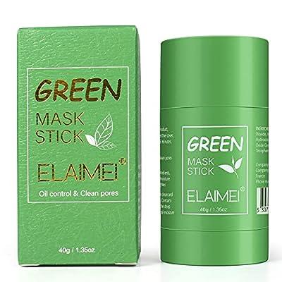 Grüntee Reinigungsmaske Stick Grüner