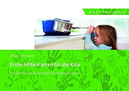 Erste-Hilfe-Karten für die KiTa