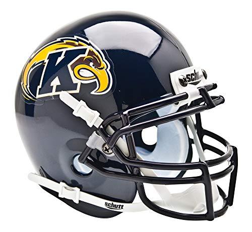 Schutt NCAA Mini Authentic XP Fußball Helm, schwarz
