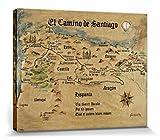 1art1 Jakobsweg - EL Camino De Santiago Anno 1445, Jon