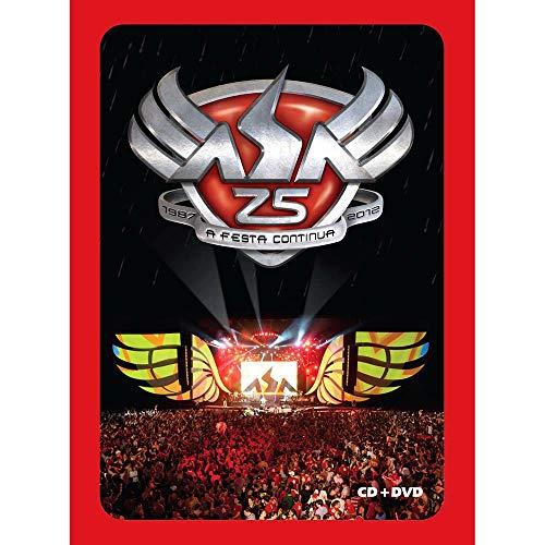 DVD + CD Asa de Águia - 25 Anos