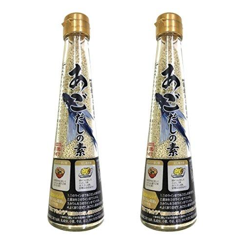 国産あご使用 あごだしの素 120g×2個セット 顆粒タイプ 巣鴨のお茶屋さん 山年園