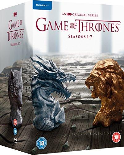 Game Of Thrones Series 1-7 [Edizione: Regno Unito] [Blu-ray]