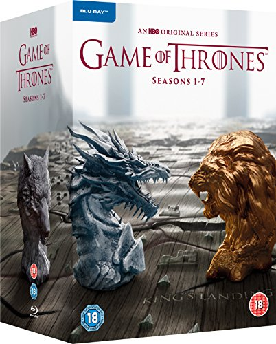 Game Of Thrones Series 1-7 [Edizione: Regno Unito] [Blu-ray]