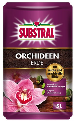 Substral -  Orchideenerde - 5 l
