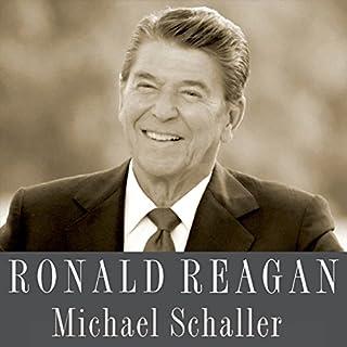 Ronald Reagan audiobook cover art