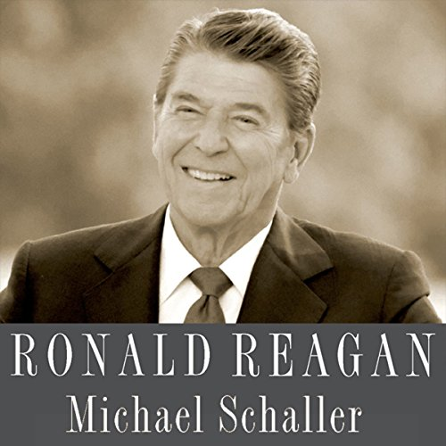 Ronald Reagan cover art