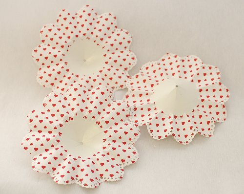 sottomazzo Papier Taille 8