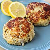4 Oz Maryland Crab Cakes (2 Dozens)