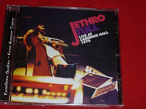 CD.JETHRO TULL. LIVE AT CARNEGIE HALL.70. .SOUNDBOARD RECORDING