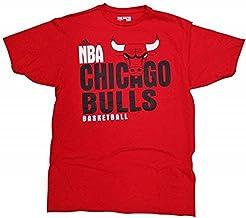adidas Chicago Bulls - Camiseta para Hombre, diseño de Chicago Bulls