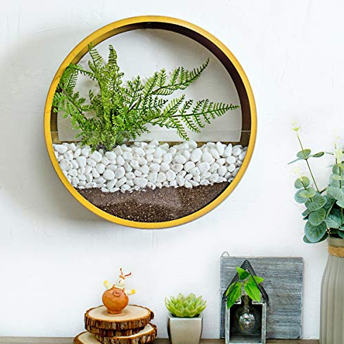 Mini Künstliche Sukkulenten im Topf,Kunstblumen und Pflanzen Faux Plastikblumen Bonsai Kunstpflanze mit GlasTopf,Künstliche Kaktus für Wohnzimmer Balkon Badezimmer Büro Hochzeit Dekorativ, Weihnachten