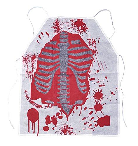 Rubie s ba379–Blutiges Hemd, Einheitsgröße
