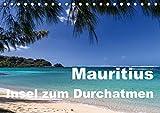 Mauritius - Insel zum Durchatmen (Tischkalender 2020 DIN A5 quer): Diese Insel voller unterschiedlicher Facetten fasziniert ab dem ersten Tag. ... Thomas Klinder. (Monatskalender, 14 Seiten )