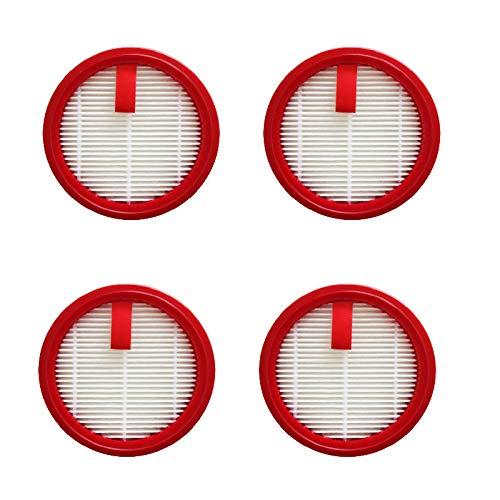 Heritan, kit di utensili per la pulizia del filtro HEPA lavabile, adatto per aspirapolvere Puppy T10 Puppyoo T10
