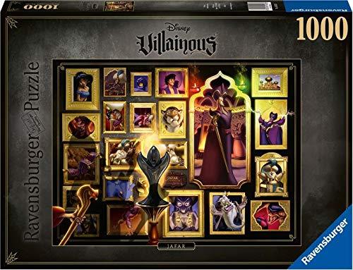 0236 ディズニー・ヴィランズ ジャファー アラジン ジグソーパズル パズル 1000ピース Disney Villains Jafar [並行輸入品]