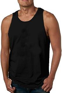 f960c2e6766b5 manadlian Homme Débardeur de Sport Marcel Haut Top T-Shirt Maillot de Corps  sans Manches