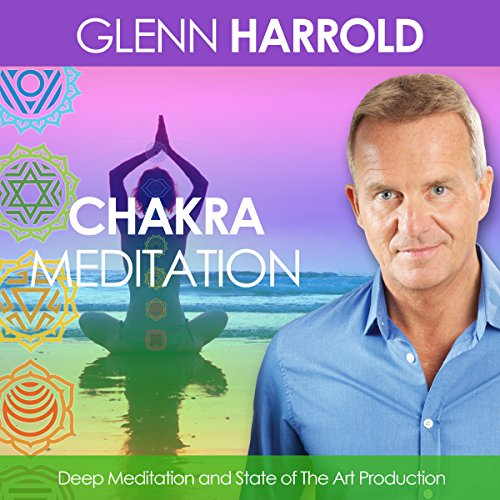 A Chakra Meditation audiobook cover art