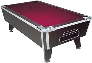 Valley Pool Table 88in - Black Cat