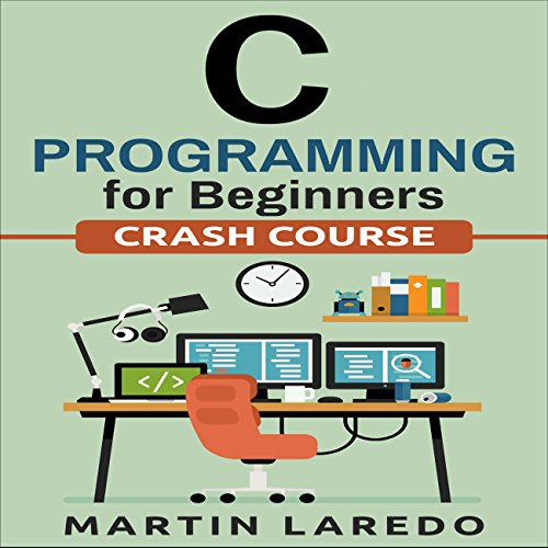 C Programming for Beginners audiobook cover art