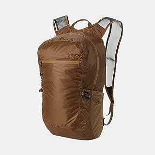 RJW Men's Backpack/Foldable Storage Travel Bag Outdoor Ultra Light Sports Backpack Fashion (Color : Black)