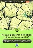 Nuestro porvenir climático ¿un escenario de aridez?: 5 (Athenea)