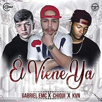 El Viene Ya (feat. Gabrielemc & KVN)