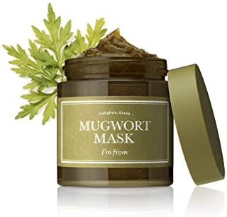 I'M FROM Mugwort Mask 110g, K-Beauty