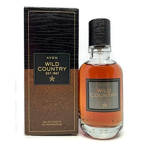 Avon Wild Country Eau de Toilette per Uomo 75ml