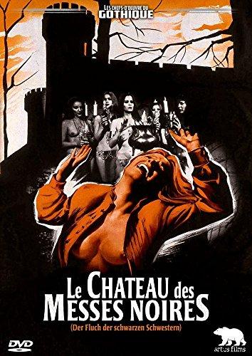Le chateau des messes noires [FR Import]