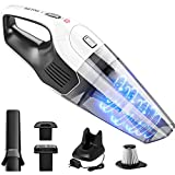 Best Dustbuster With Attachments - Holife Handheld Vacuum, Cordless Hand Held Vacuum Cleaner Review