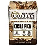 Fresh Roasted Coffee LLC, Costa Rica Tarrazu Coffee, Medium Roast, Whole Bean, 2 Pound Bag