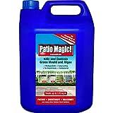 Patio Magic! Green Mould and Algae Killer Liquid Concentrate Patio Cleaner