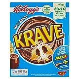 Kellogg's Choco Krave Cioccolato al Latte 375 gr...