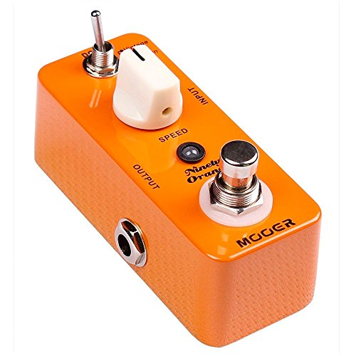 Mooer Ninety Orange, phaser pedal