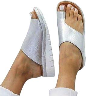 addf1238e71f CoolTarget Women Comfy Platform Sandal Shoes Summer Beach Travel Shoes