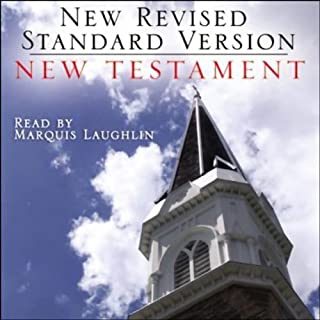 New Testament audiobook cover art