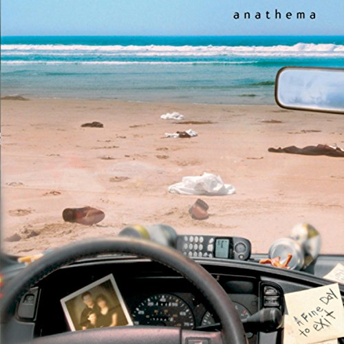 Anathema: A Fine Day to Exit (Audio CD)