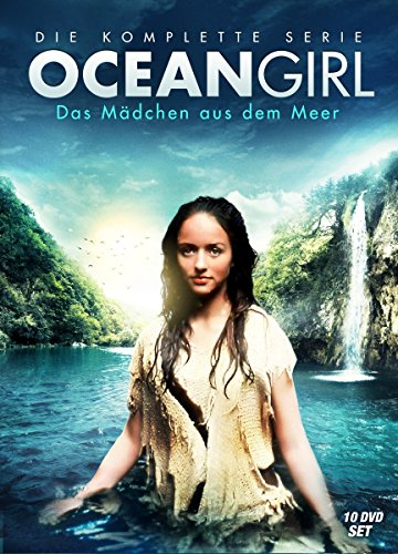 Ocean Girl - Das Mädchen aus dem Meer - Die komplette Serie mit allen 78 Folgen/Staffel 1-4 [10 DVDs]