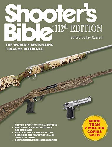Shooter s Bible, 112th Edition