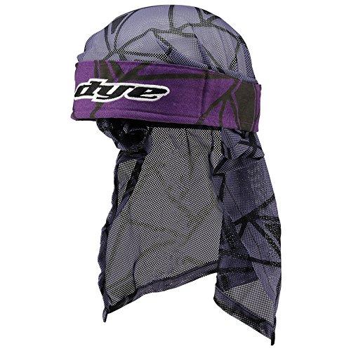 DYE Head Wrap Infused Purple Black Grey, 89749475