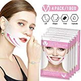 V-Line <span class='highlight'>face</span> Chin Lift and Shaping Mask Slimming Lifting Firming <span class='highlight'>Do</span>uble Chin Treatment Mask Firm Moisture, Lift and Restore Skin Infused Aloe Vera, Serum, Vitamin C, <span class='highlight'>Collagen</span>, and Keratin