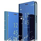 DAYNEW Für Sony Xperia XZ3 Hülle Handytasche,Sony Xperia