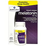 Member's Mark Timed Release Melatonin 10mg (250 ct.) by Members Mark